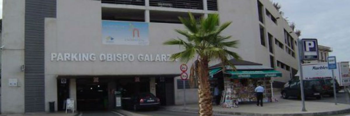 Parking Plaza Obispo Galarza